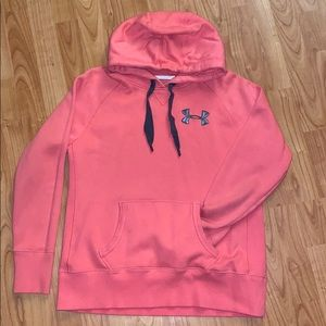 Under Armour Storm Pink Hoodie